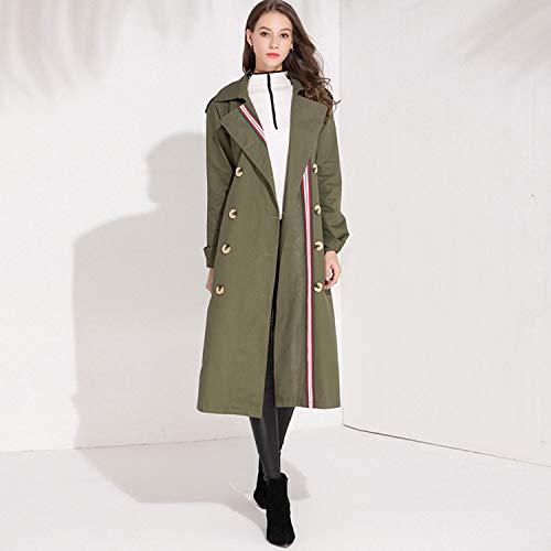 Da Yxxhm Slim Jacket Atmosphere Donna A Giacca Vento Temperamento Fashion Female PAYAtw