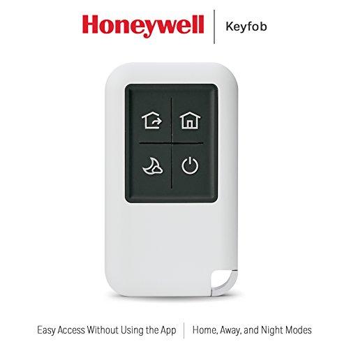 Honeywell RCHSKF1 Smart Home Security System Keyfob White