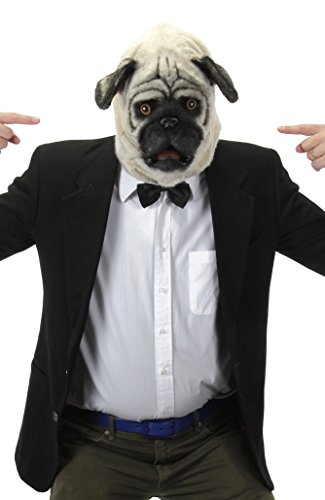 Elope Mouth Mover Pug Mask (Pug Mouth)