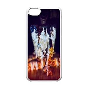 W-K-E-R8036008 Phone Back Case Customized Art Print Design Hard Shell Protection Iphone 5C