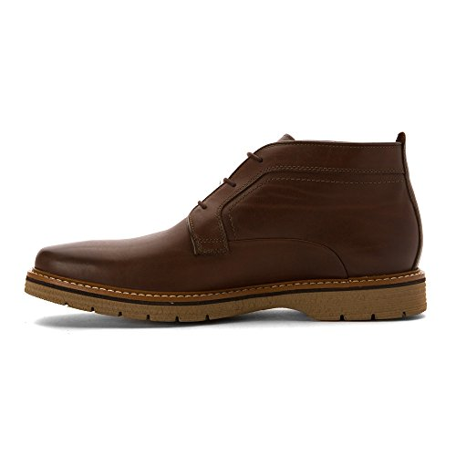 Clarks Newkirk Up Gtx Boot - Cuir Marron Pour Homme