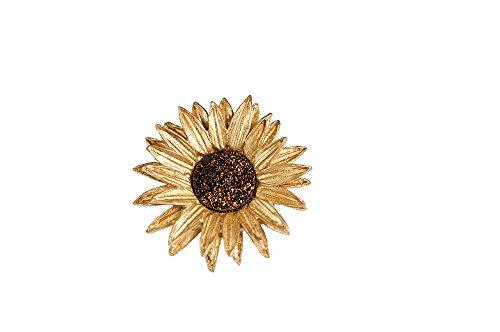 Michael Michaud Sunflower Pin 5800 by Michael Michaud