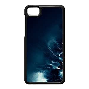Black Berry Z10 Case,Digital Art High Definition Wonderful Design Cover With Hign Quality Hard Plastic Protection Case