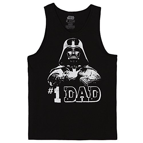 Star Wars #1 Dad Darth Vader Tank Top
