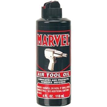 Marvel Air Tool Oil MM080R
