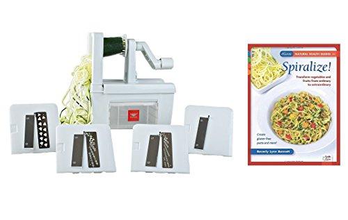 paderno vegetable slicer 4 blade - 4