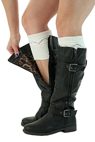 Ivory Womens Boots - 9