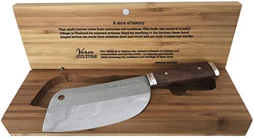 Amazon.com: Verve Culture - Cuchillo de chef tailandés de ...