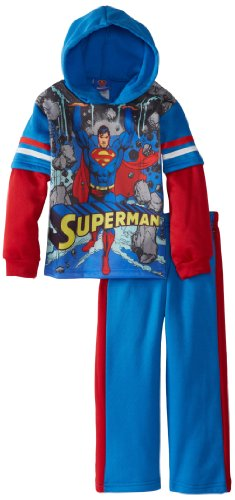 Kids with Character Boys 2-7 Sublimated Fleece Sets