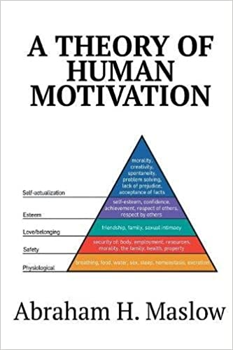buy a theory of human motivation book online at low prices in india