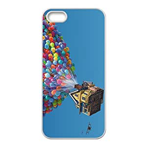 Warm-Dog Disney UP Case Cover For iPhone 5S Case