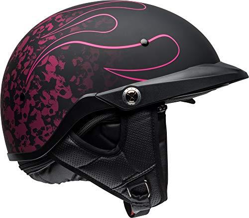 Amazon.com: Bell Pit Boss Open-Face Motorcycle Helmet (Solid Black, Medium): BELL: Automotive