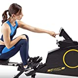 Circuit Fitness Deluxe Foldable Magnetic Rowing