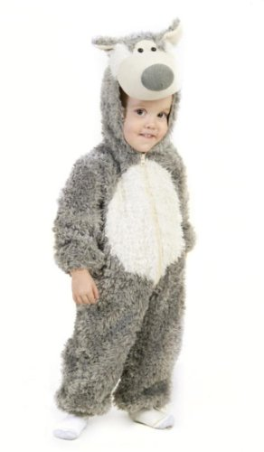 Big Bad Wolf Costume - Baby 12-18 (Big Bad Wolf Costume Baby)