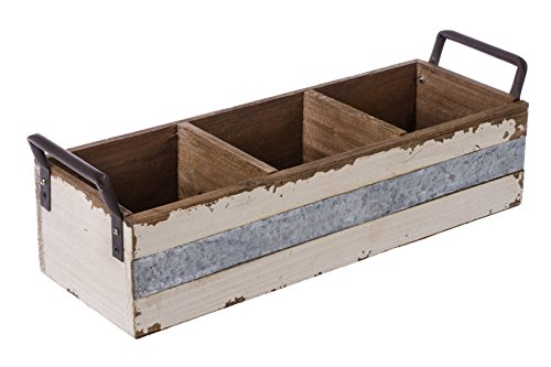 dwellbee-rustic-wood-and-metal-decorative-shabby-chic-carry-all-caddy-pine-wood-galvanized-steel