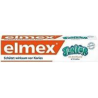 Elmex pasta de dientes Junior, 2er paquete (2