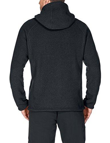 Torridon Phantom Vaude Jacket Uomo Giacca Ii Da Pile Black In vdwq7Sda