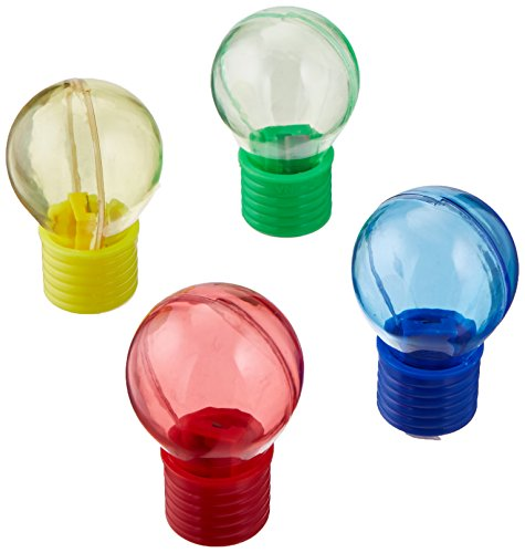 Light Bulb Sharpener, 24 Per Unit ~ Approx. 2.5