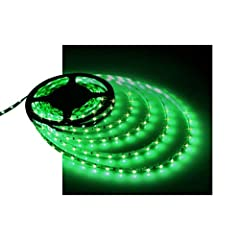 Package: 1*LED strip light (not include power supply), if you need, please search Tasodin DC 12V 2A power supplyFeatures: * All the light spread and completely smooth, luminous very even * Every 3-LEDS cuttable without damaging the rest str...