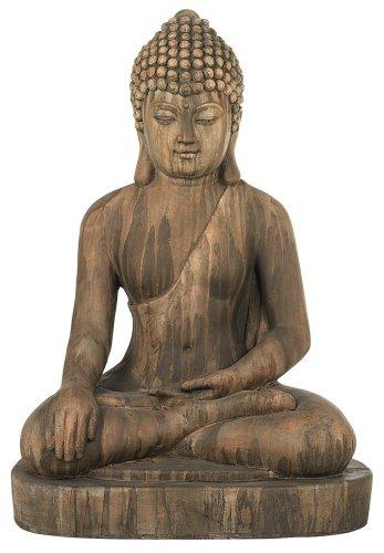 Head Garden Statue (Sitting Buddha 29 1/2