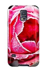 Belva R. Fredette's Shop Sanp On Case Cover Protector For Galaxy S5 (frozen Rose)