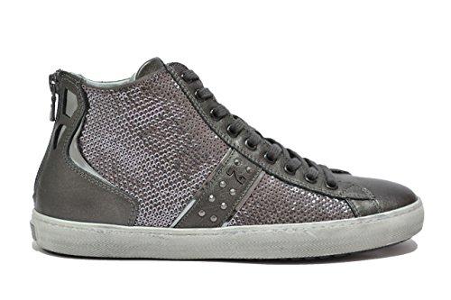 Nero Giardini Sneakers scarpe donna grigio 6201 A616201D
