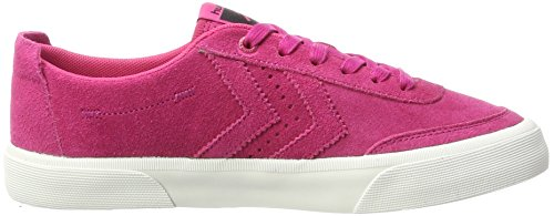 Rose Femme Bright Basses Stockholm Sneakers Suede Rose hummel Low cvX8wBqWqH