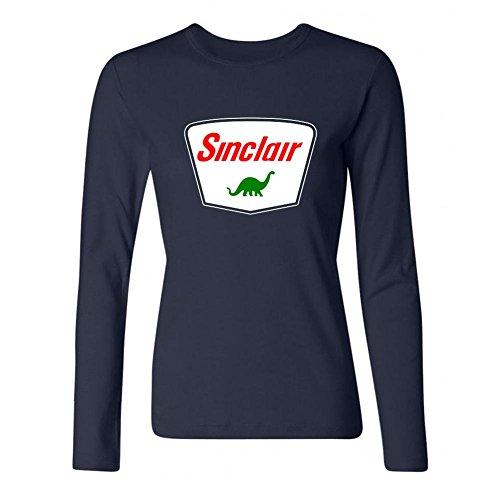 desbh-womens-sinclair-oil-corporation-long-sleeve-t-shirt-royal-blue