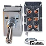 SUNBELT- PTO Switch. Part No: B1SB7922