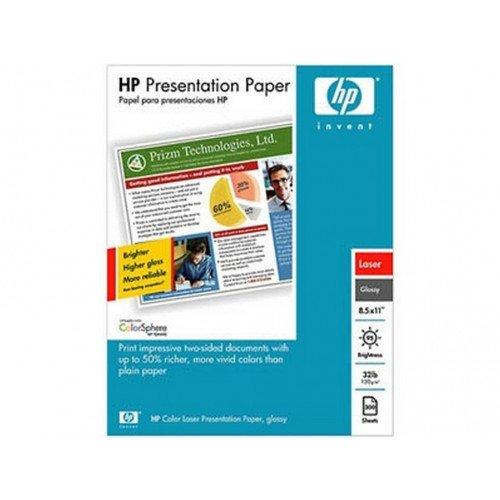 HP Color Laser Presentation Paper, - Laser Hp Color Presentation Paper