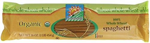 Bionaturae Organic Pasta, Whole Wheat Spaghetti, 16 Oz (Organic Whole Wheat Spaghetti)