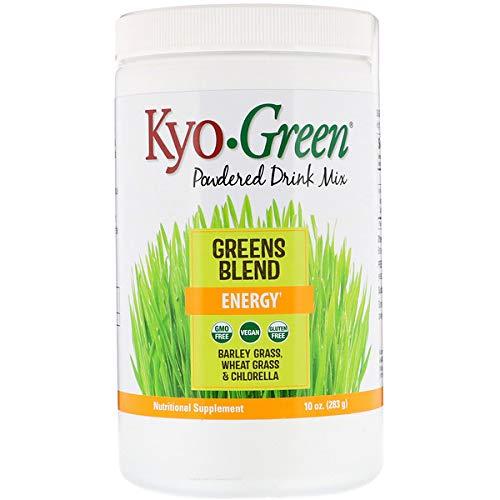 - Kyolic Kyo-Green Energy Powdered Drink Mix - 10 oz