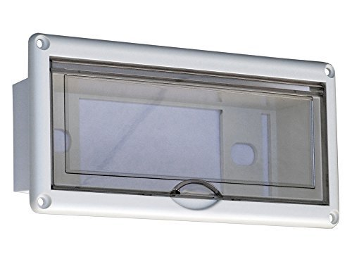 Marine Stereo Radio Housing Splasproof Cover Install Kit for Boat - Five Oceans primary