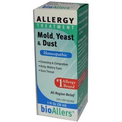 Allers Mold Yeast Dust Allergies product image