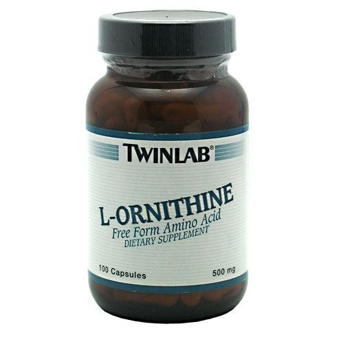 Twinlab L Glutamine 500Mg 100 Cap