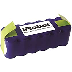 iRobot Authentic Parts - XLife Extended Life Battery - Compatible with Roomba 400/600/700/800 Series Robots