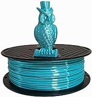 KEHUASHINA Filamento PLA Silk seda de 1.75 mm para impresora 3D ...