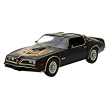Pontiac Firebird Trans Am Diecast Model Car from Smokey And The Bandit