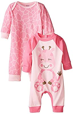Gerber Baby Girls' 2 Pack Coveralls by Gerber Children's Apparel that we recomend individually.