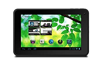 BQ Pascal 2 - Tablet de 7 Pulgadas (Android 4.0, 4 GB de Disco Duro, 1 GB de RAM, HDMI, Full HD, WiFi), Color Negro