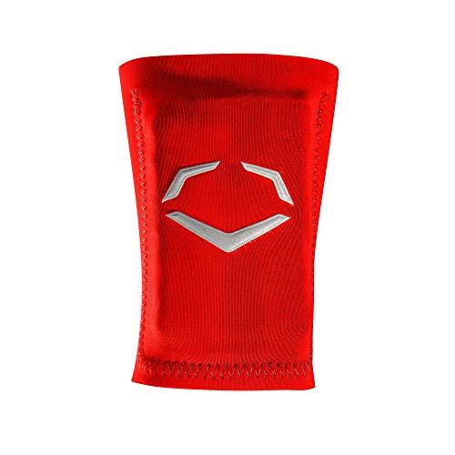(EvoShield PRO-SRZ Protective Wrist Guard, Scarlet - Small)