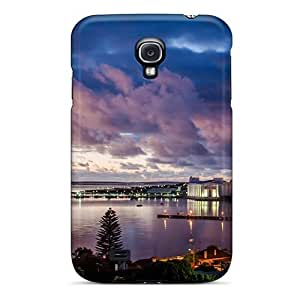 Awesome Beautiful South Australia Flip Case With Fashion Design For Galaxy S4