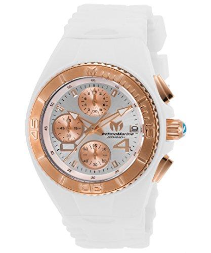 technomarine-tm-115362-womens-cruise-jellyfish-chrono-white-silicone-rose-tone-bezel-watch