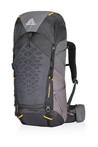 Gregory Mountain Products Paragon 58 Liter Men's Backpack, Sunset Grey, Medium/Large For Sale