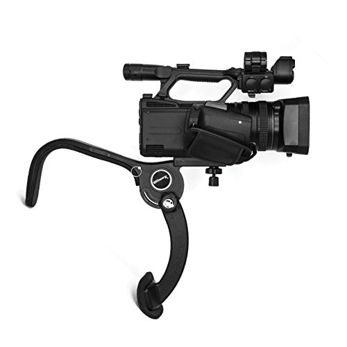 Ultimaxx Shoulder Mount Support Pad Stabilizer For Universal Camcorder / Video Cameras / Digital Camera Mount by Ultimaxx