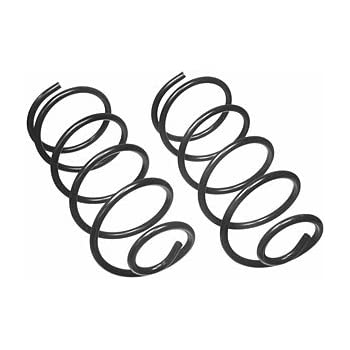 Amazon Com Moog 6454 Coil Spring Set Automotive