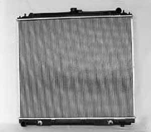 Zirgo OEM Replacement Radiator ZFRDA933