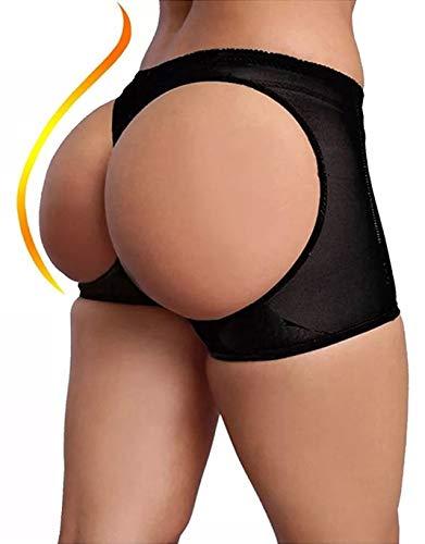 FUT Women's Body Shaper Butt Lifter Tummy Control Seamless Panty