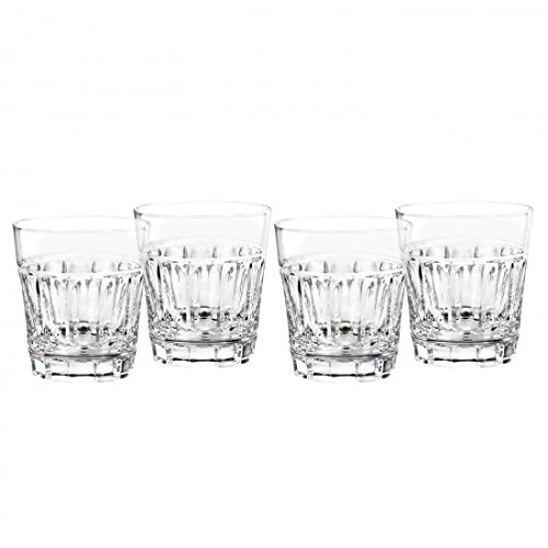 Bolton Double Old Fashion, Set of 4, by Waterford by Bolton