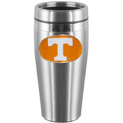 (NCAA Tennessee Volunteers Steel Travel Mug)